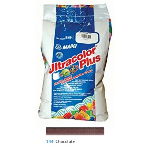 Mapei Ultracolour Plus chocolate grout