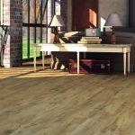 Woburn Oak loft style floor.