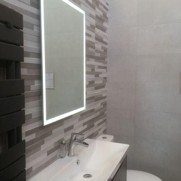 Innovation pearl bathroom.