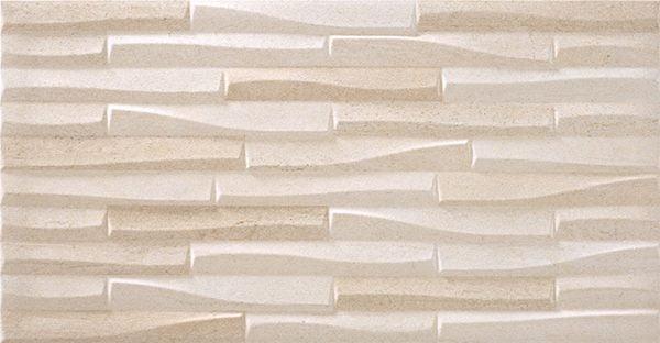 Salamanca Craft Ivory Décor 316 x 608mm
