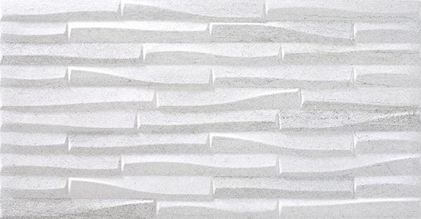 Salamanca Craft White Décor 316 x 608mm