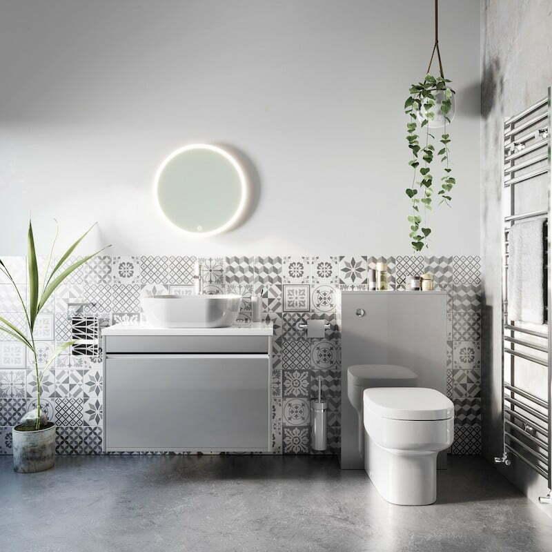 Kai bathroom suite